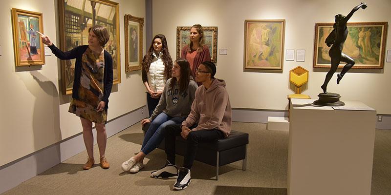 Benton Gilman Gallery Lesson