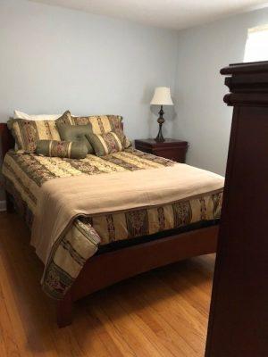 Rental House Bedroom