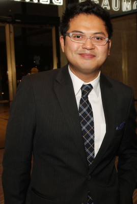 Director Victor Maog