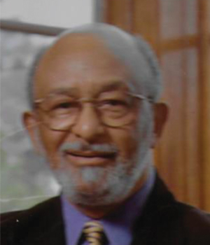 Leon Bailey, University of Connecticut School of Fine Arts advisory board member