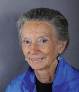Jacqueline Fawcett, University of Connecticut School of Fine Arts advisory board member