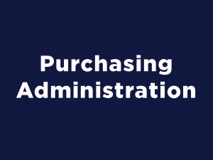 click here for purchasing administration